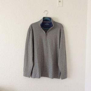 Half Zip Pullover Sweater Size L